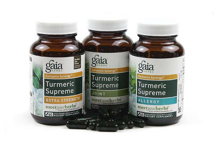 New in the Shop: Turmeric Supreme Capsules