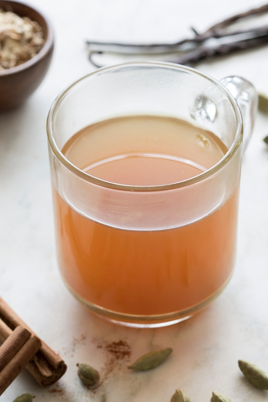 New Tea Blend: Turmeric Chai