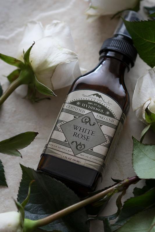White Rose Hydrosol