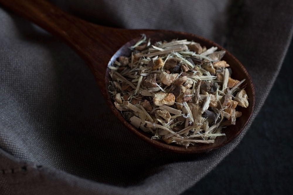 Autumnal Favorites: Winter Spice Tea