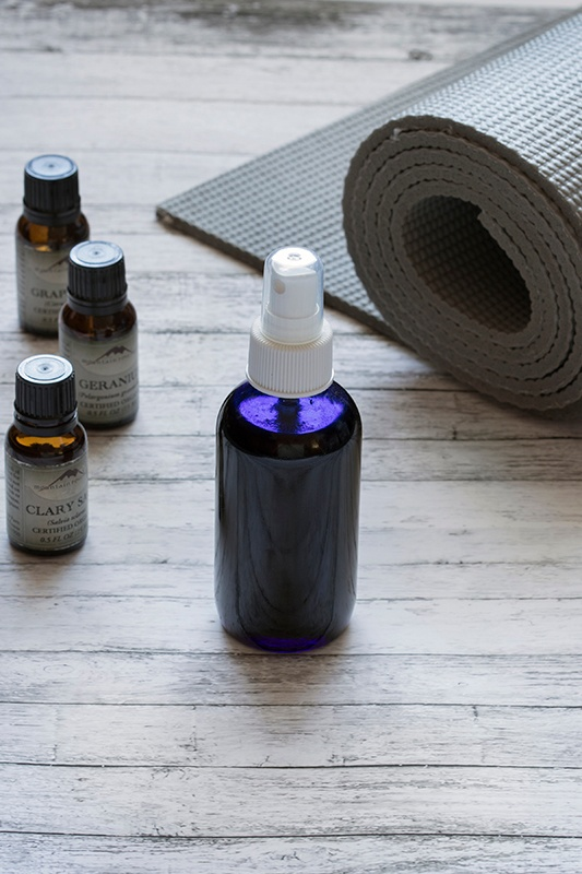 Diy Yoga Mat Spray Recipe