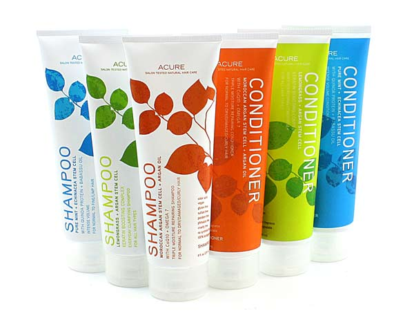 New Hair Care from Acure Organics!