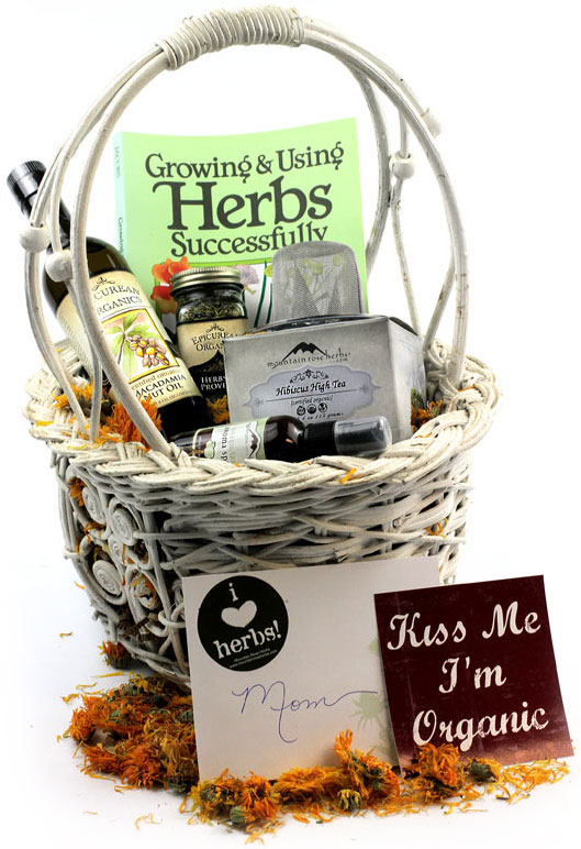 Mother's Day Gift Guide by Mountain Rose Herbs