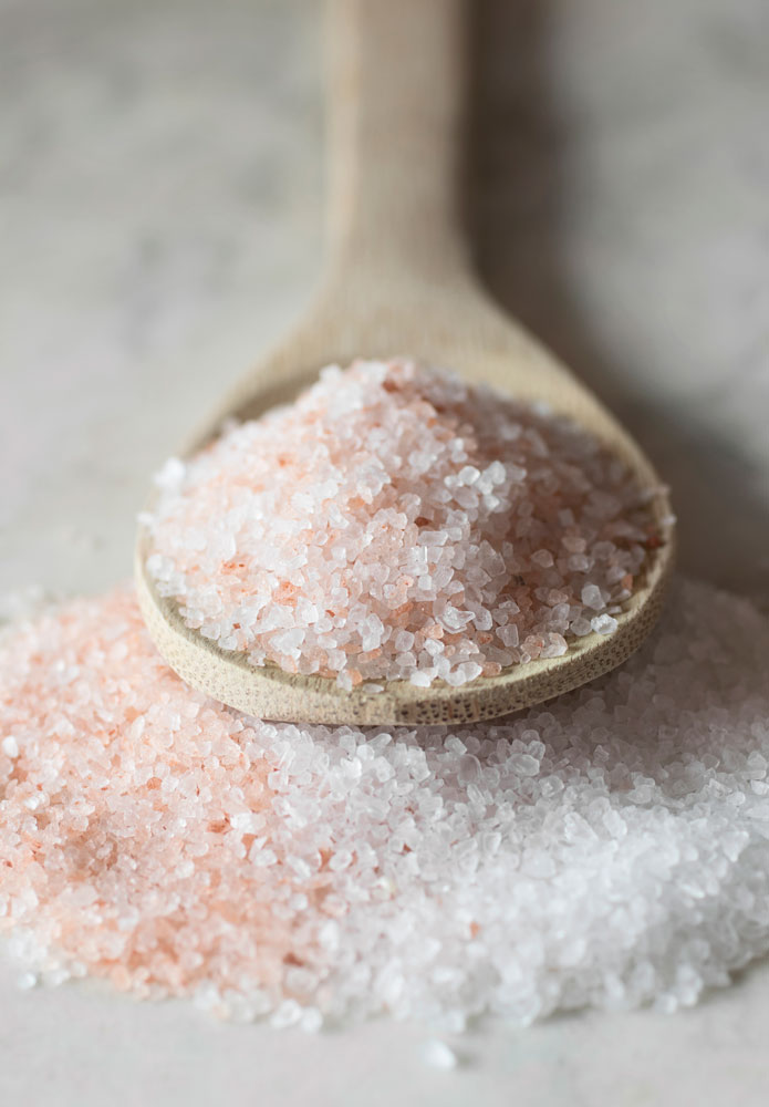 Make Your Own Herbal Bath Salts, Soaks, and Oils!