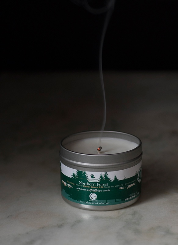 Northern Forests Candle