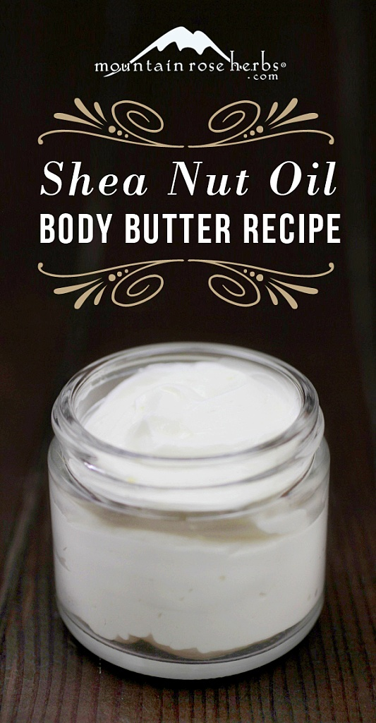 DIY: Whipped Body Butter