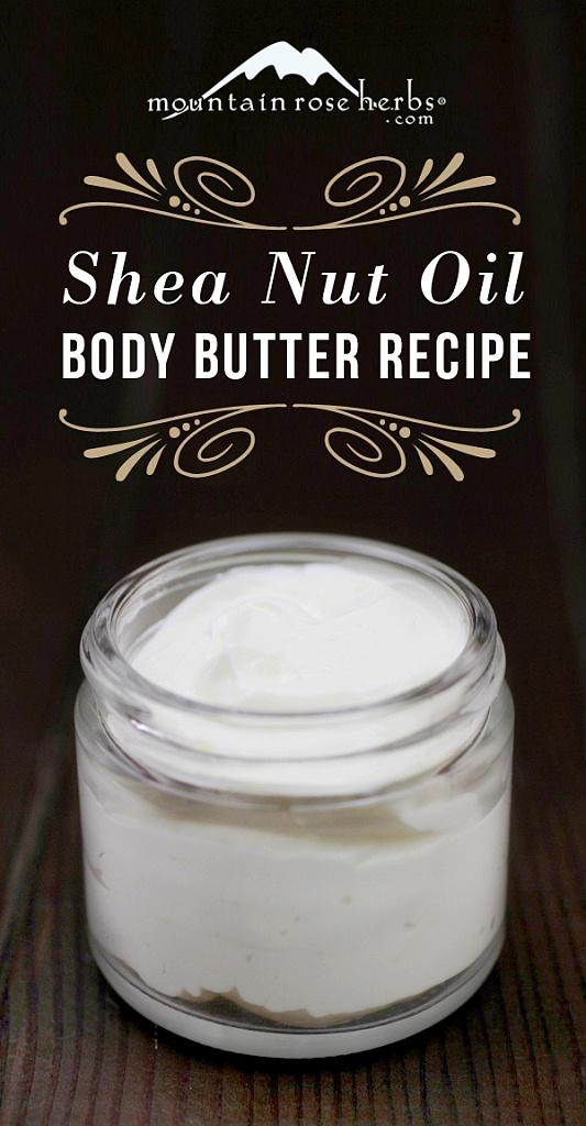 DIY: Whipped Body Butter