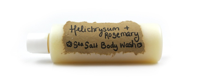 Make Your Own Herbal Body Wash!