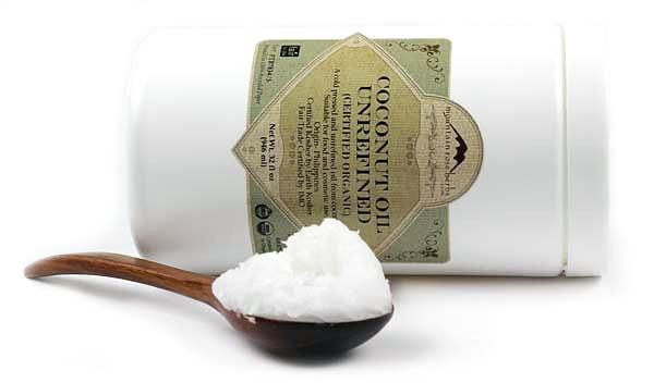 Fair Trade Certified Coconut Oil