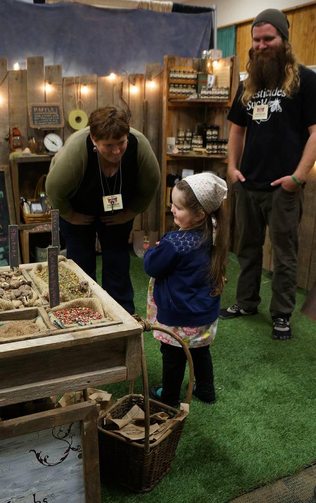 Photo Thursday!  Mother Earth News Fair!