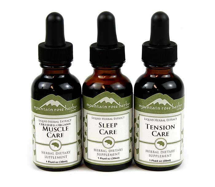 Herbal Gift for Dad: Relaxing Tincture Set!