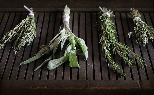How to Dry Homegrown Herbs