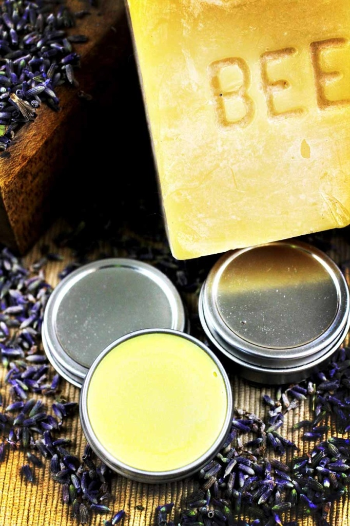 Earth Balm Recipe
