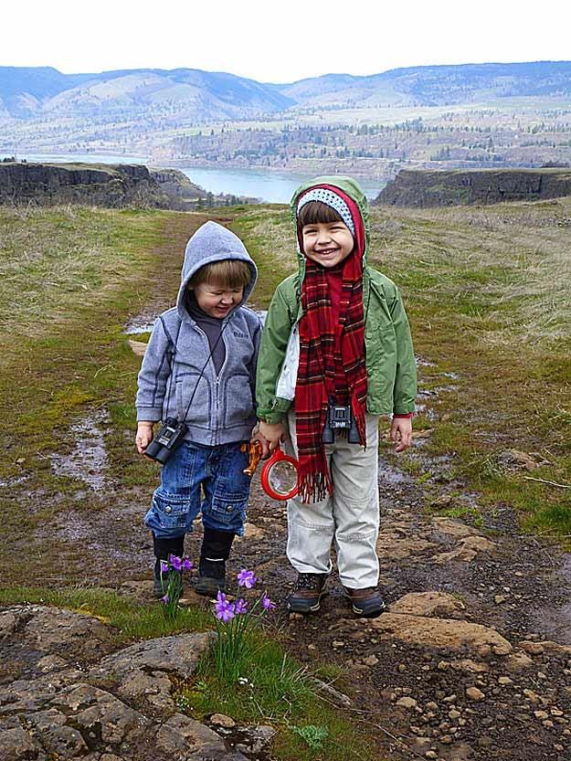 Earth Share - Mountain Rose Herbs