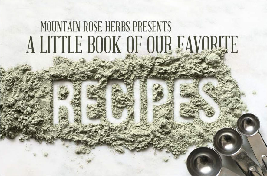 Free Download: Herbal Recipes E-Book