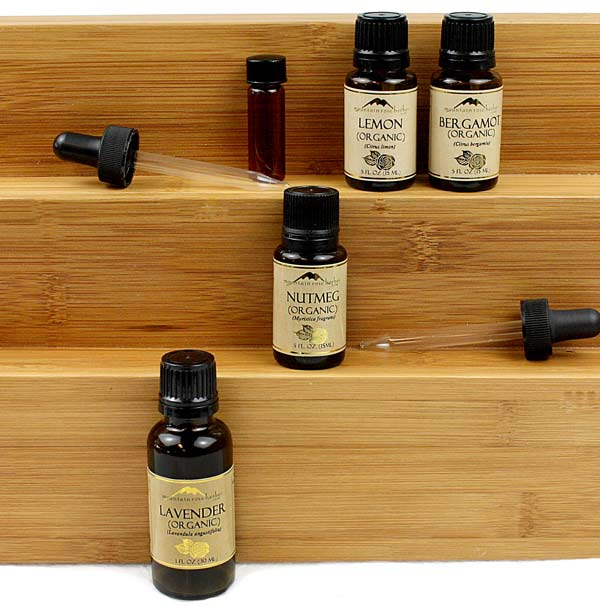 Essential Oil Storage Tips