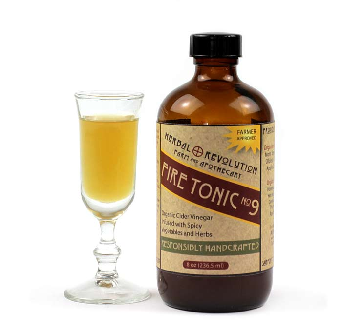 Fire Tonic no 9