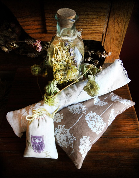 Herbal Sleep and Dream Pillows