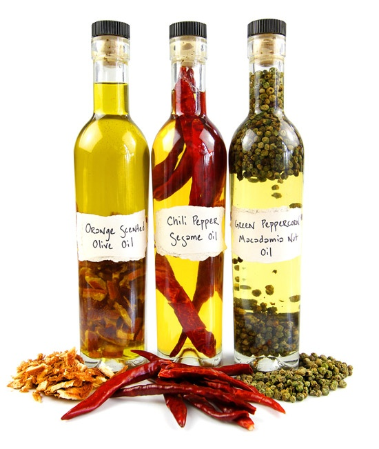 Herbal Culinary Infusions