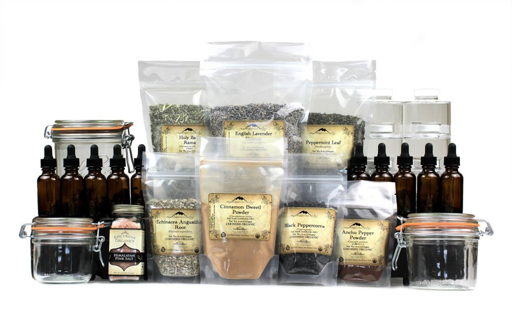 #organizedherbalist GIVEAWAY on Instagram!