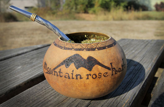 Time to drink Yerba Mate!