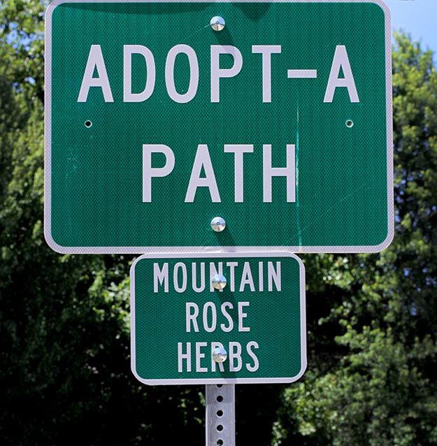 Mountain Rose Adopt a Path