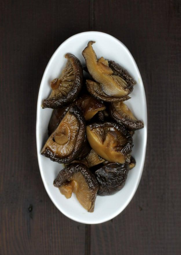 Pickled Shiitake Mushroom Recipe