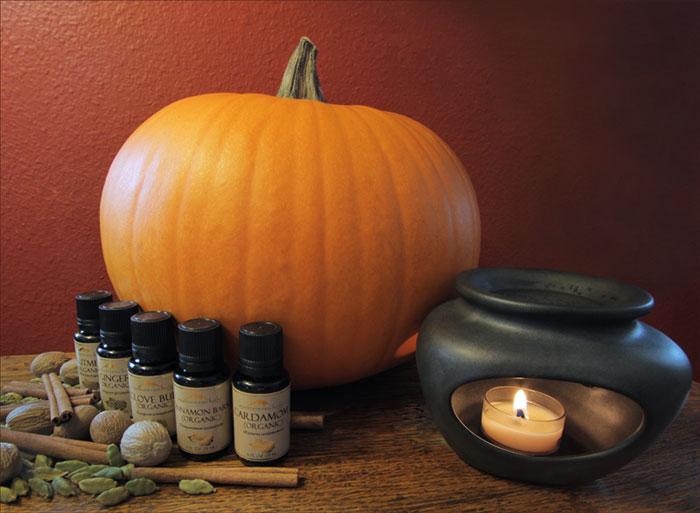 DIY Pumpkin Spice Aroma
