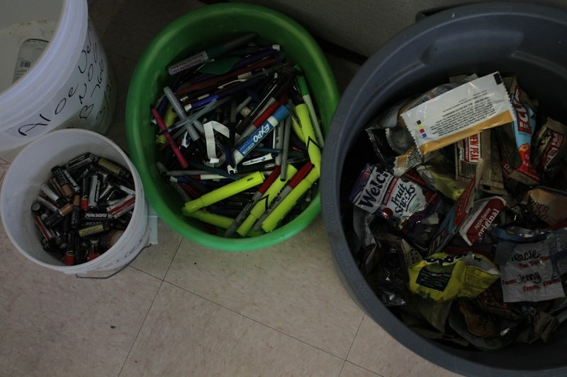 Creative Recycling Solutions!