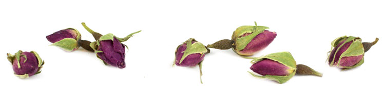 Organic Rose Buds from Mountain Rose Herbs