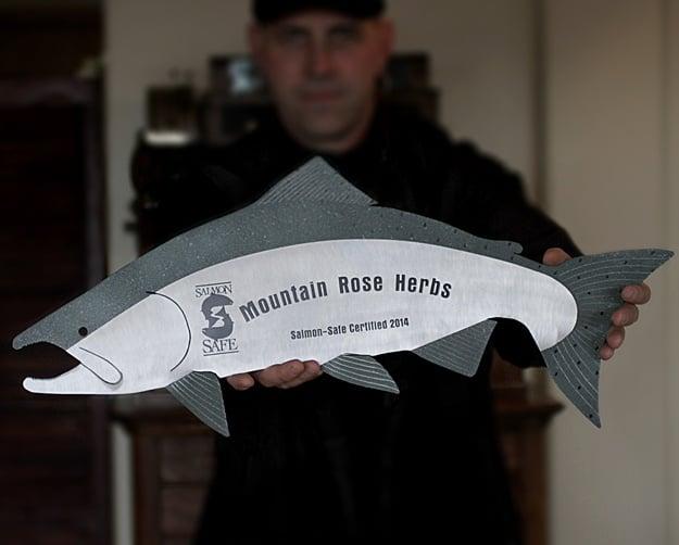 Salmon Safe - Mountain Rose Herbs