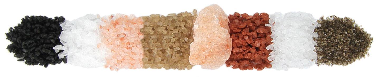 How to Make Herbal Salts