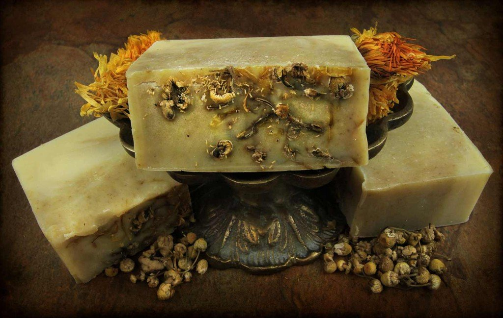 DIY: Herbal Soap Making From Scratch