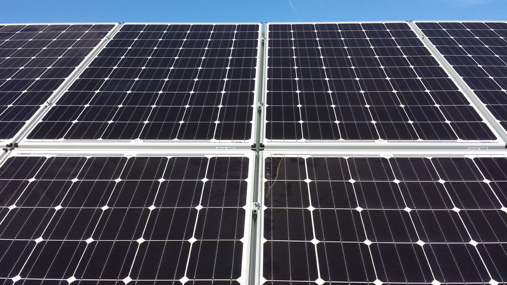 Mountain Rose Herbs is solar powered!