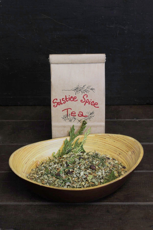 DIY Herbal Holiday Gift Guide