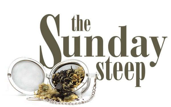 The Sunday Steep - Weekly Tea Recipes