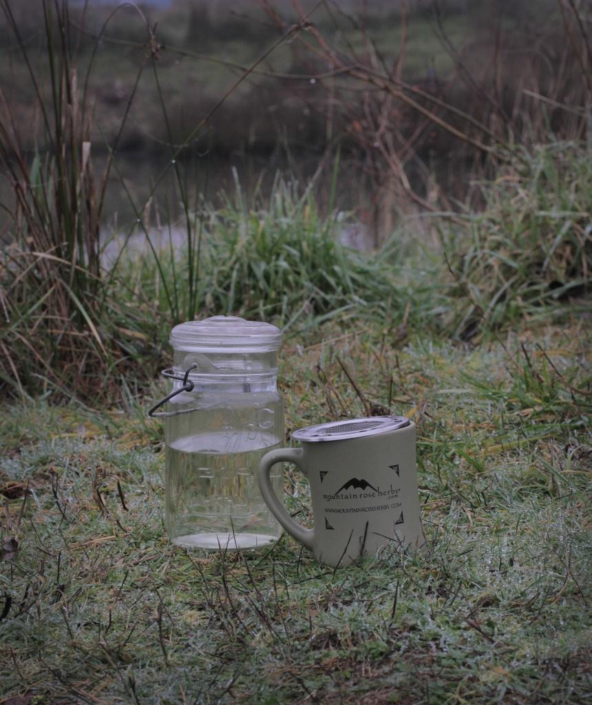 Fog Lifter Tea Blend Recipe