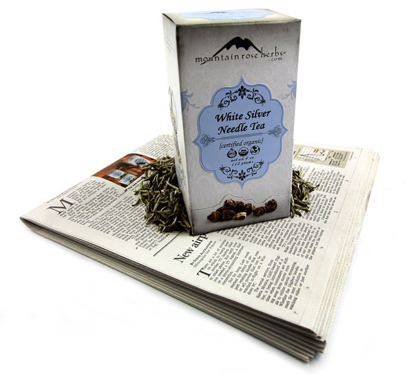 Mountain Rose herbs News From the Tea Shelf!