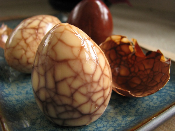 Marbled Tea Egg Recipe