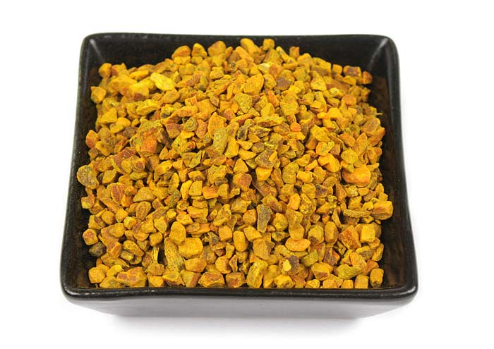 New organic and fair trade certified Turmeric Root from Mountain Rose Herbs.