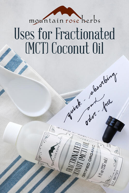 Pin for Uses for Fractionated MCT Coconut Oil