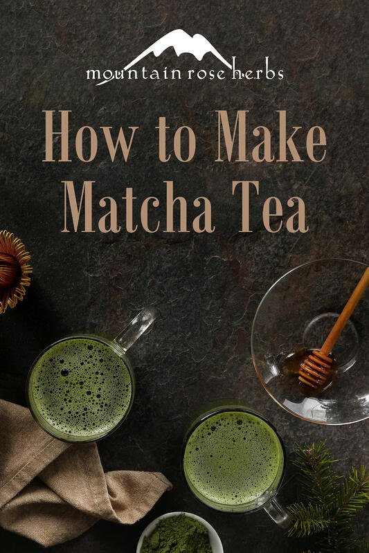 Matcha is prepared by using special tools like a bamboo matcha whisk and bamboo matcha spoon. Traditional matcha is still prepared this way by whisking powdered green tea leaves into a frothy green beverage.