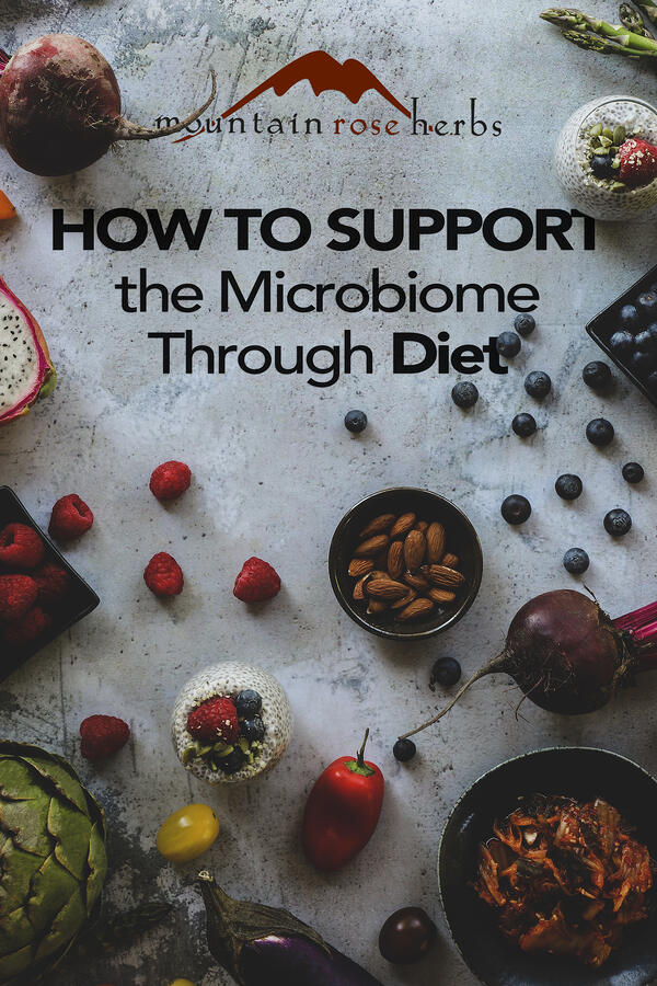 Pin to How to Support the Microbiome Through Diet