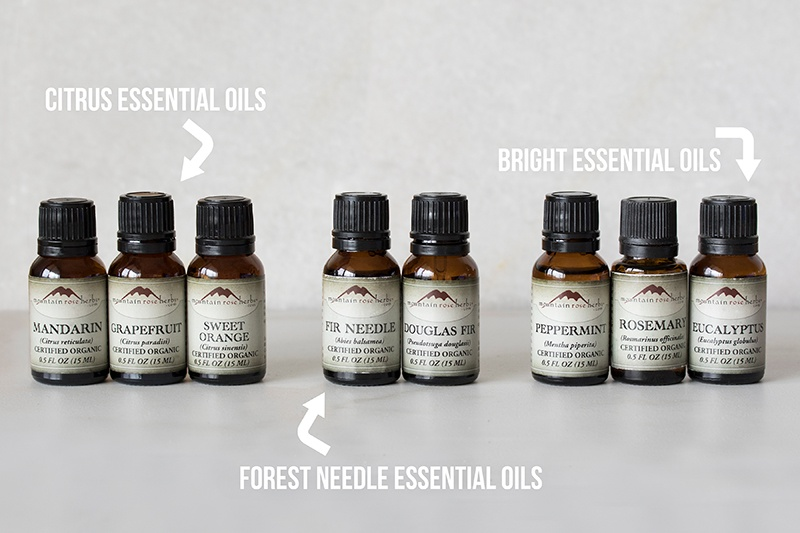 Essential Oils for Waking Up