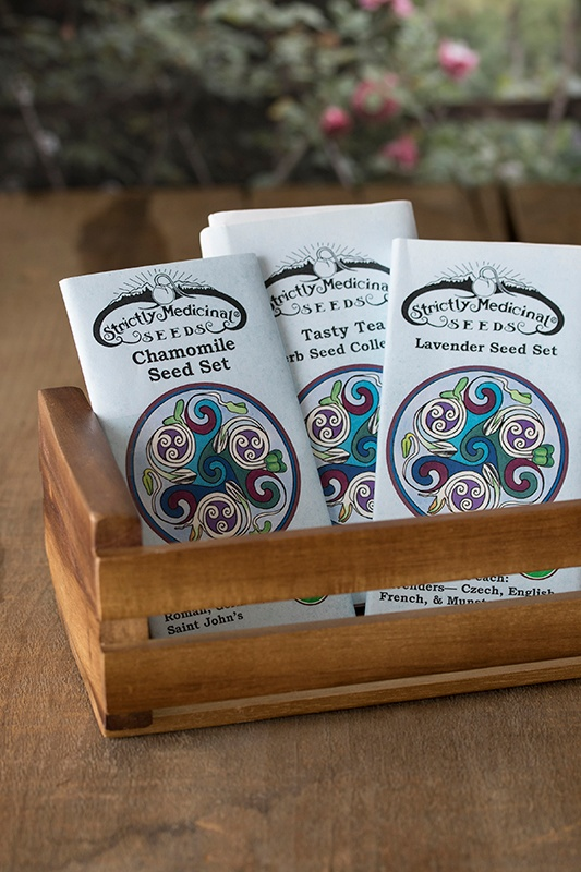 Strictly Medicinal Seed Packets