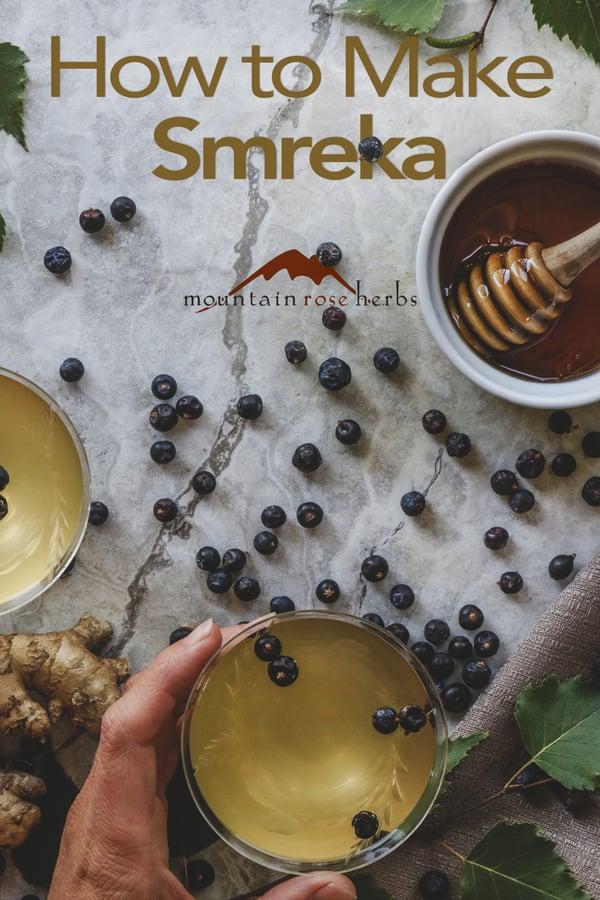 Pin to How to Make Smreka