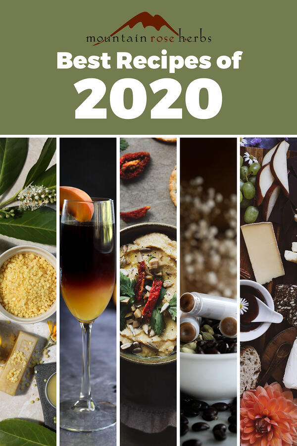 Pinterest Post to Best Recipes of 2020