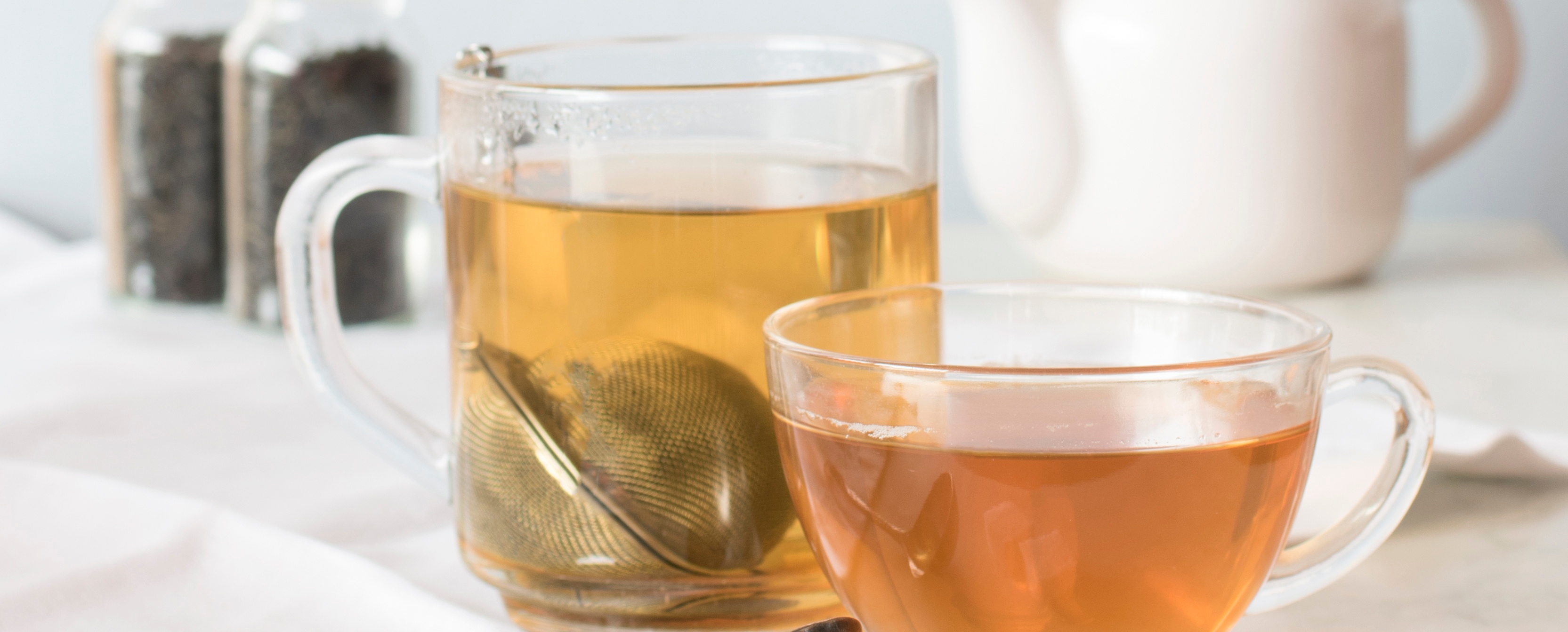 Herbal Infusions, Tea, and Decoctions