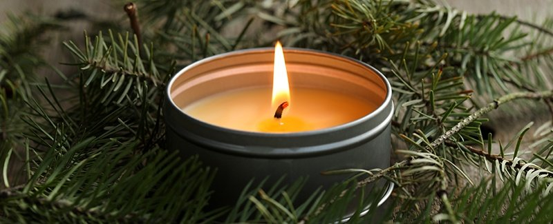 How To Make Your Own Candles With Natural Wax