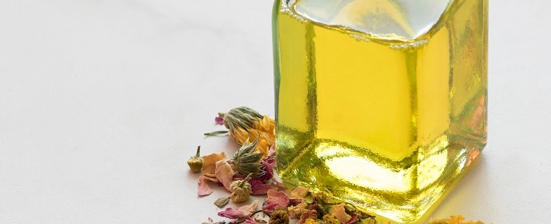 how to make massage oil